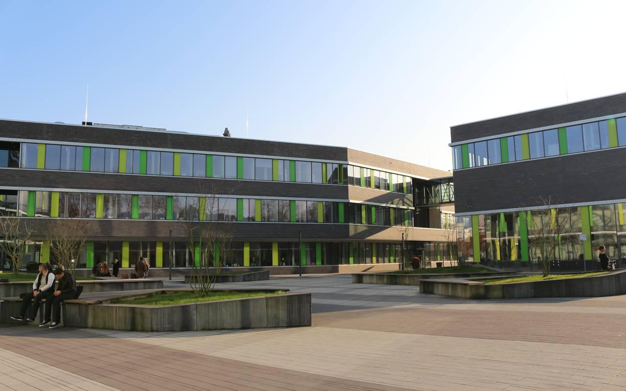 Hochschule Kamp-Lintfort begrüßt neue Studenten - Radio K.W.